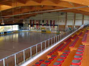 The Gmunden ice-hall